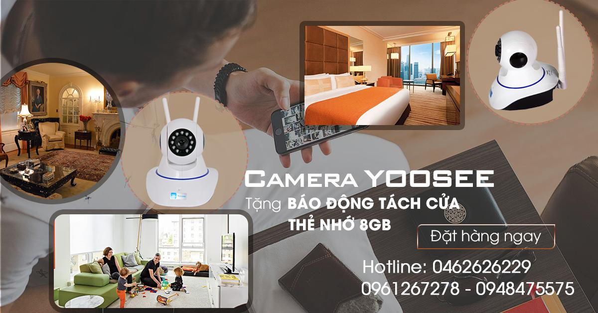Cách cài đặt xem camera YOOSEE trên smart phone siêu tốc-PHIÊN BẢN NEW